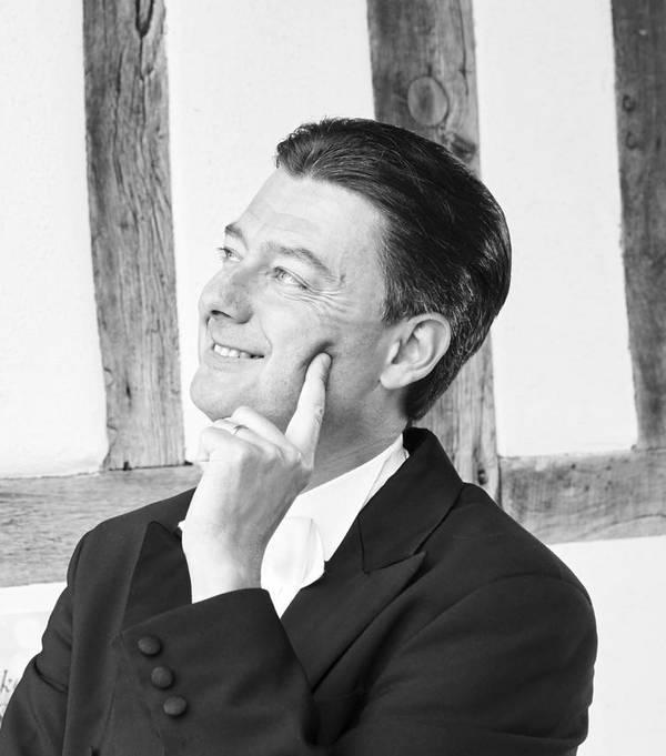 Holger Blüder, Leiter der Schule für Musik im Kreis Warendorf
