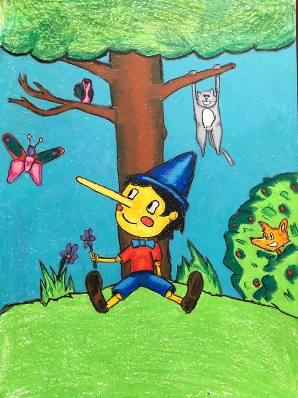 Pinocchio © Foto Kleine Oper Bad Homburg