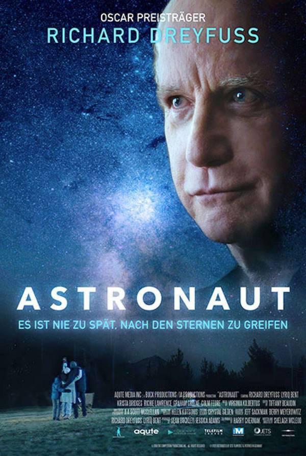 Astronaut (2019) von Shelagh McLeod © JETS Filmverleih & Vertrieb