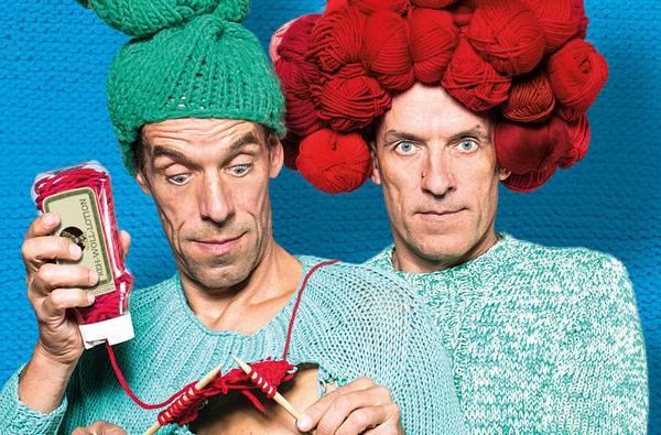 Faden & Beigeschmack © Oropax Chaos-Theater