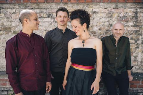 Marie Seferian Quartett © Foto Merve Terz