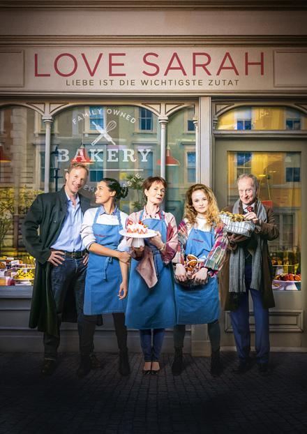Love Sarah (2020) © Weltkino Filmverleih GmbH