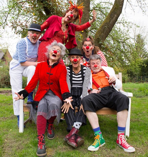 Clownsgruppe MOCK